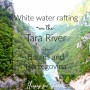 White Water Rafting on the Tara River in Bosnia and Herzegovina