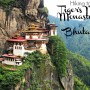 Hiking to Tiger's Nest Monastery in Bhutan Video