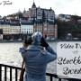 Video Diary of Stockholm, Sweden