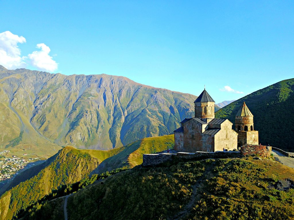 kazbegi georgia, georgia travel, how to get to georgia, georgia travel guide, tbilisi georgia, what to do in tbilisi, singnagi georgia, what to do in singnagi, food in georgia, what to eat in georgia, caucaus mountain travels, ushguli georgia, mestia georgia