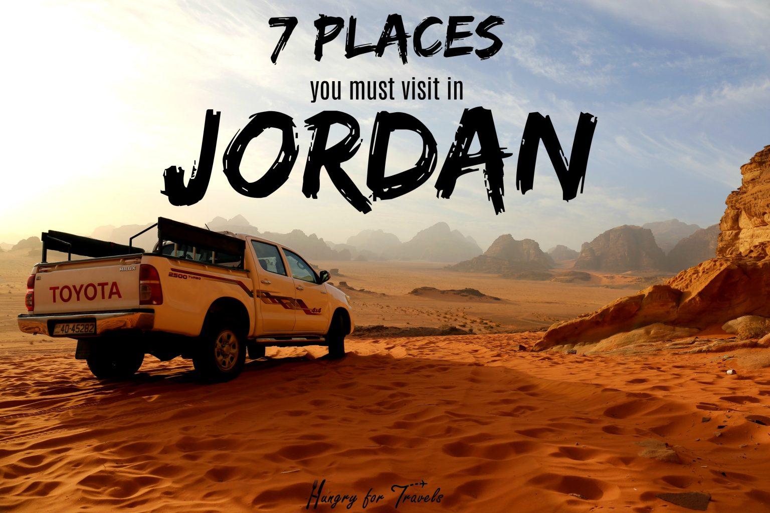 najnowszy topowe marki niesamowite ceny Where To Go In Jordan | Hungry for Travels | Jordan Travel ...