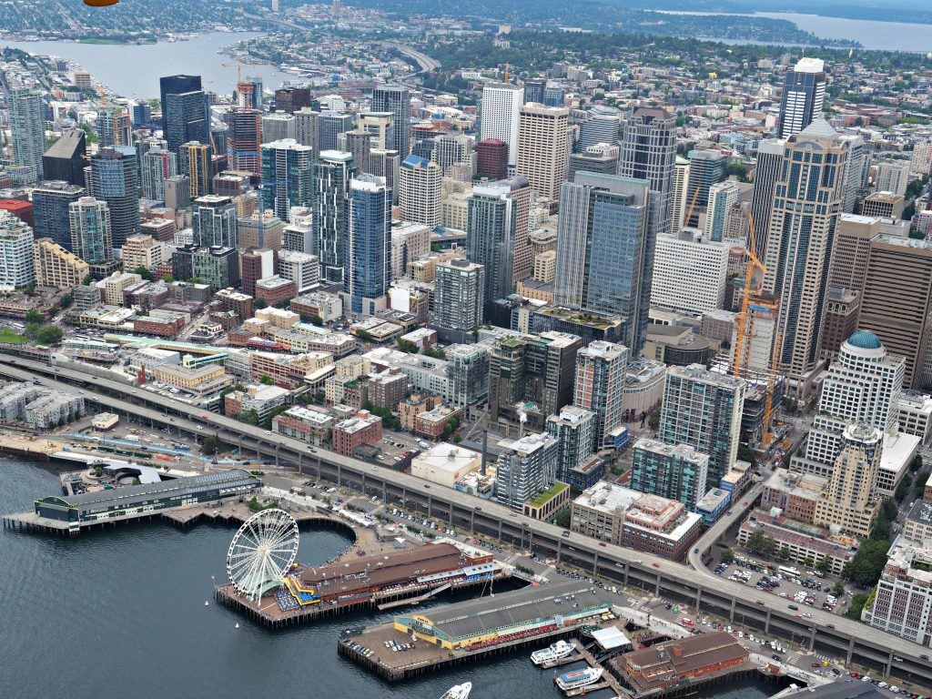 seattle, Washington, pike market,