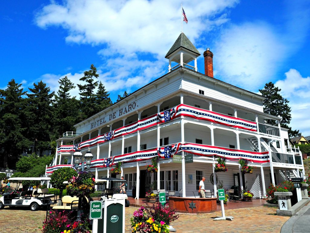 Friday harbor, Roche harbor Washington, Washington, San Juan islands,