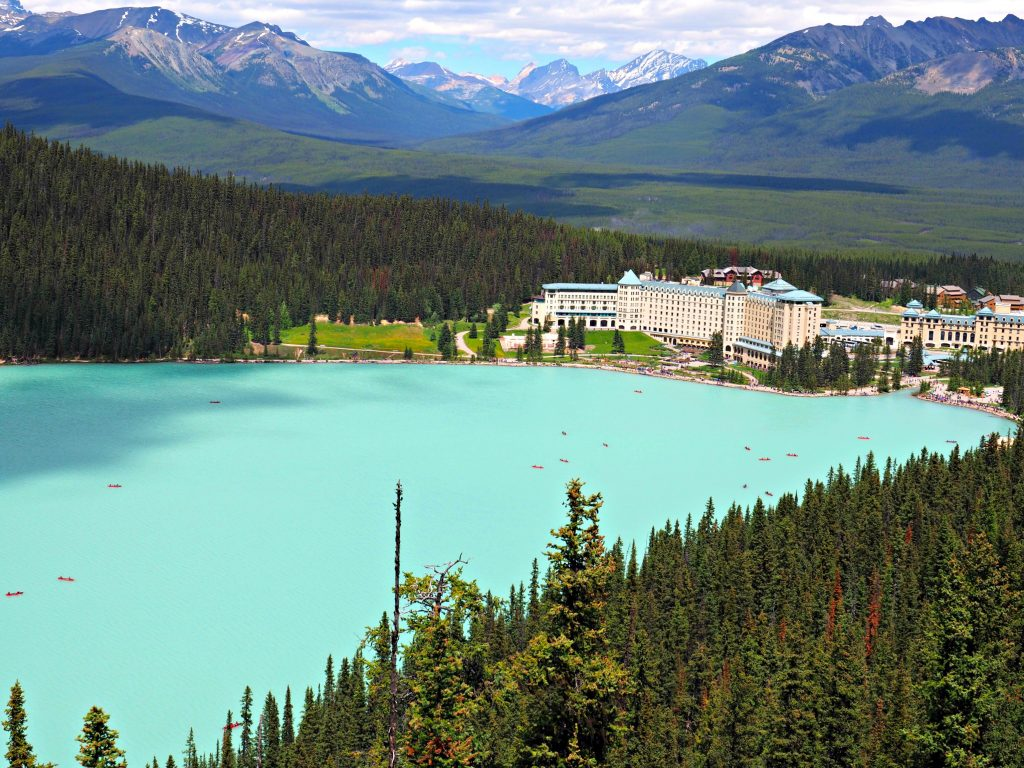 mountains, canada, adventure travel,Lake Louise, Chateau Lake louise, fairmont chateau lake louise,