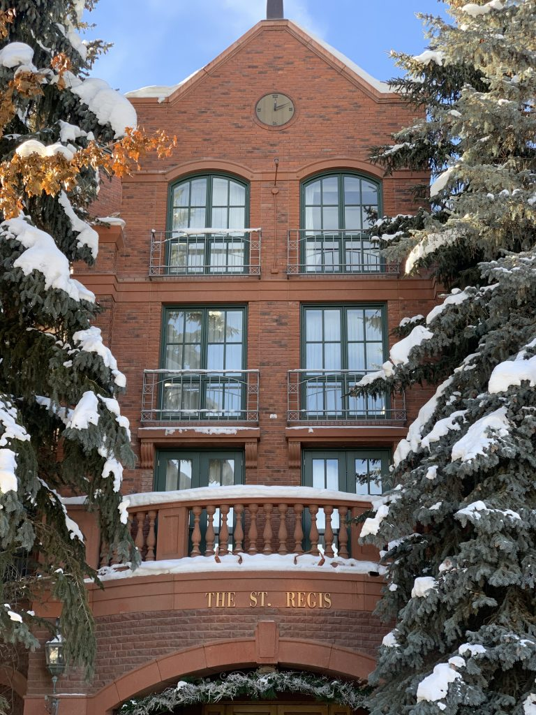 St Regis Aspen, where to stay in aspen, what to see in aspen, aspen colorado, luxury hotel in aspen