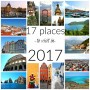 17 places to visit in 2017