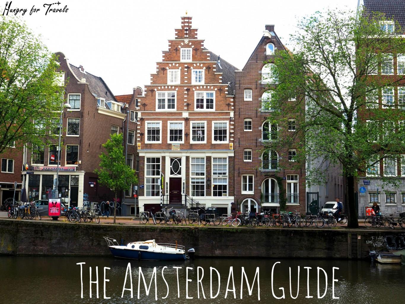 Amsterdam Netherlands City Guide